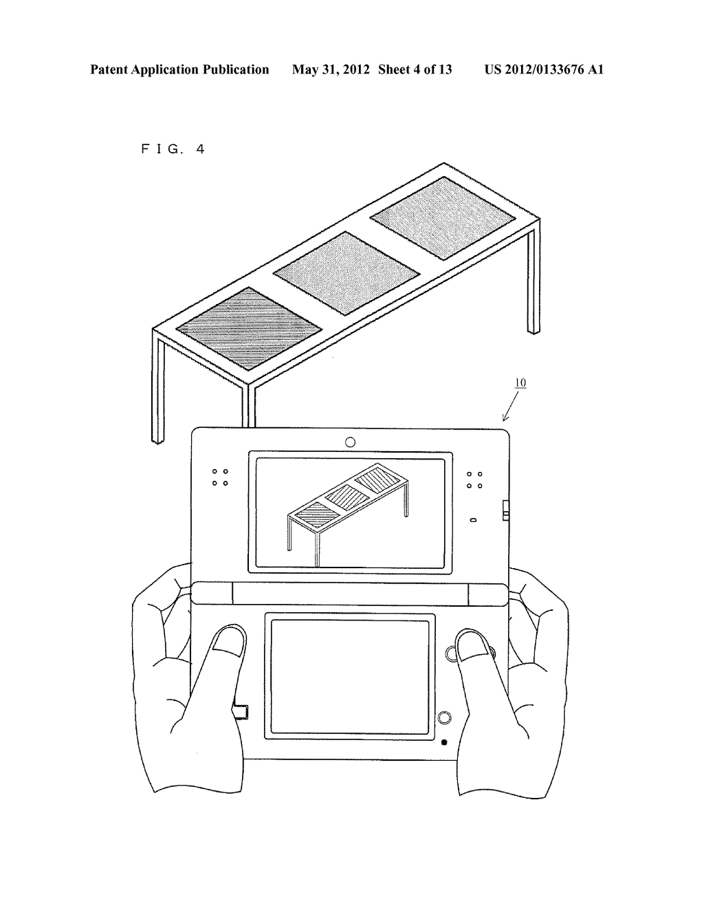STORAGE MEDIUM HAVING STORED THEREON IMAGE PROCESSING PROGRAM, IMAGE     PROCESSING APPARATUS, IMAGE PROCESSING SYSTEM, AND IMAGE PROCESSING     METHOD - diagram, schematic, and image 05