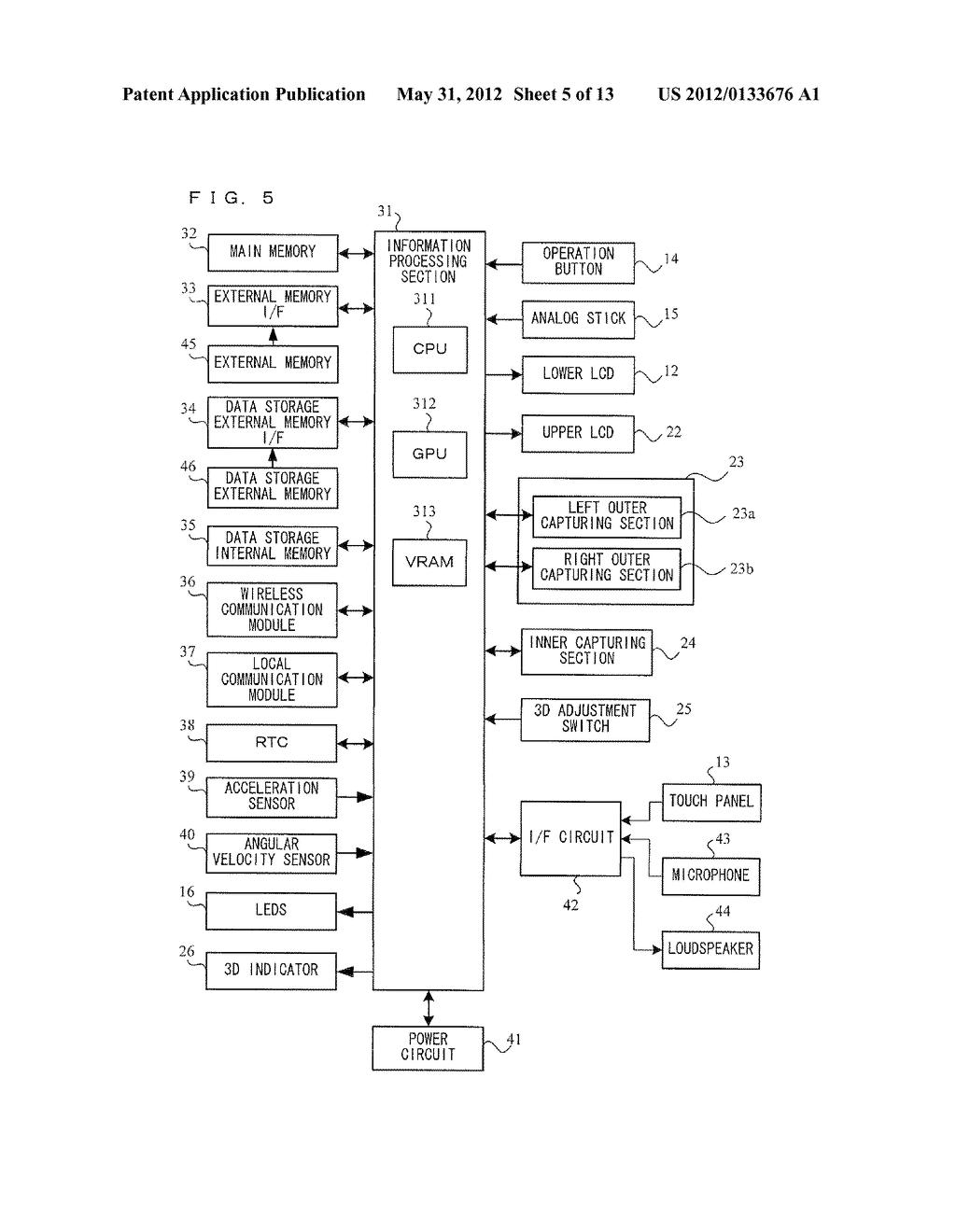 STORAGE MEDIUM HAVING STORED THEREON IMAGE PROCESSING PROGRAM, IMAGE     PROCESSING APPARATUS, IMAGE PROCESSING SYSTEM, AND IMAGE PROCESSING     METHOD - diagram, schematic, and image 06