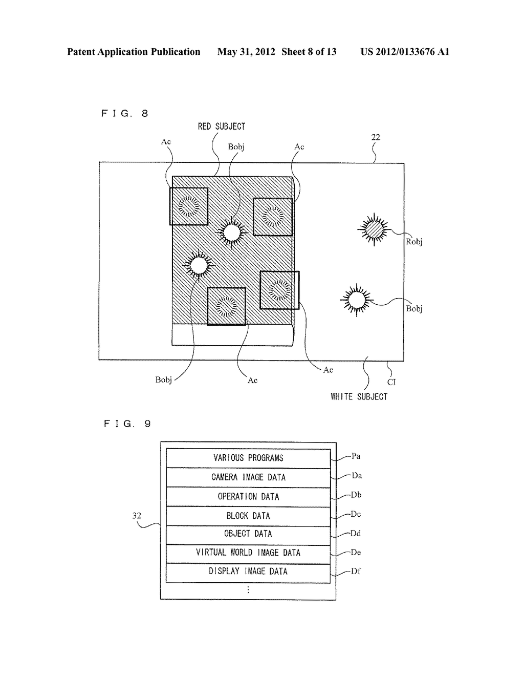 STORAGE MEDIUM HAVING STORED THEREON IMAGE PROCESSING PROGRAM, IMAGE     PROCESSING APPARATUS, IMAGE PROCESSING SYSTEM, AND IMAGE PROCESSING     METHOD - diagram, schematic, and image 09
