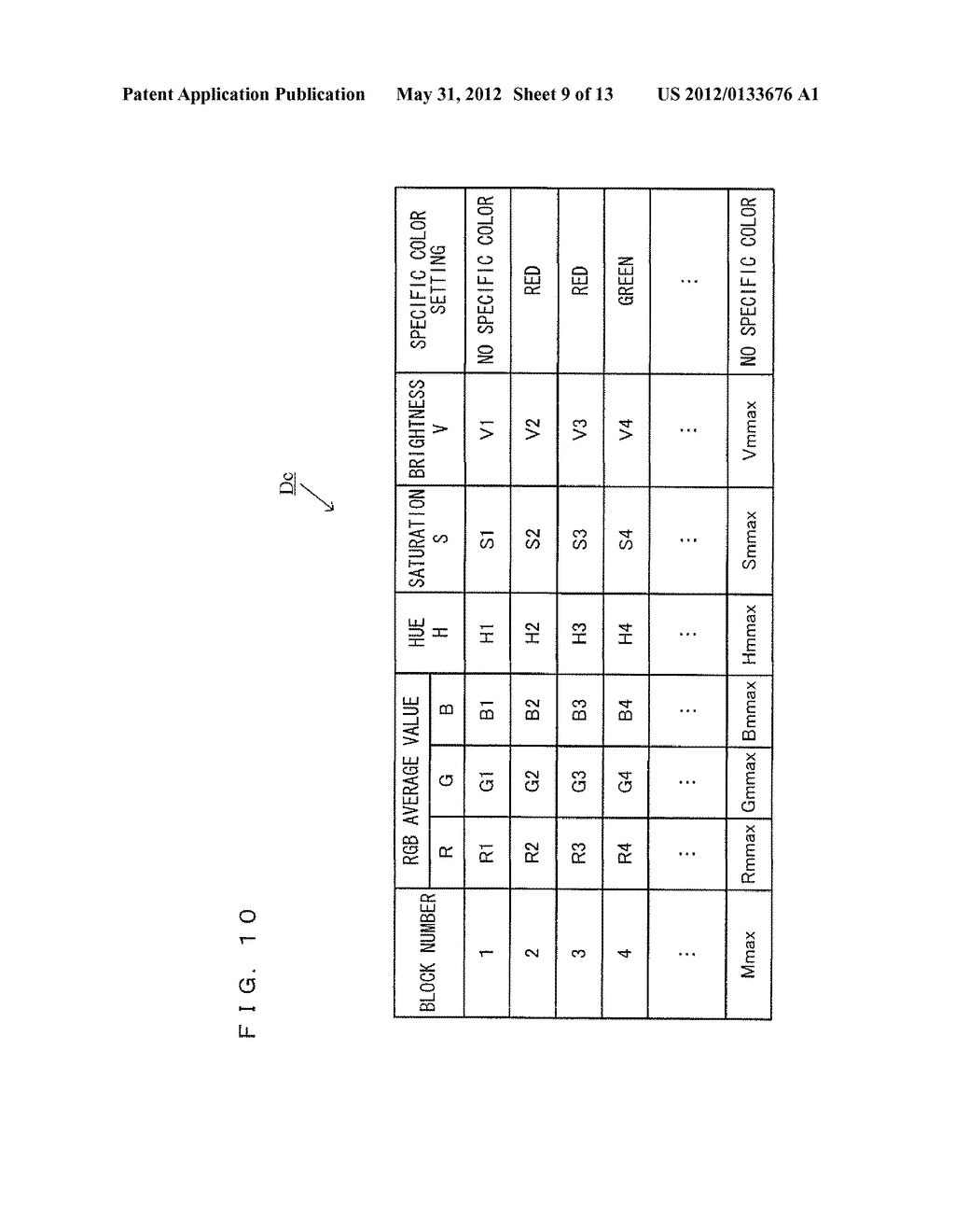 STORAGE MEDIUM HAVING STORED THEREON IMAGE PROCESSING PROGRAM, IMAGE     PROCESSING APPARATUS, IMAGE PROCESSING SYSTEM, AND IMAGE PROCESSING     METHOD - diagram, schematic, and image 10