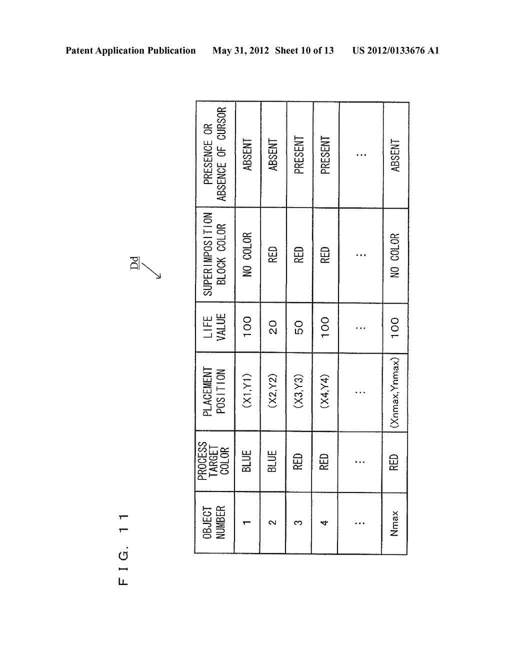 STORAGE MEDIUM HAVING STORED THEREON IMAGE PROCESSING PROGRAM, IMAGE     PROCESSING APPARATUS, IMAGE PROCESSING SYSTEM, AND IMAGE PROCESSING     METHOD - diagram, schematic, and image 11