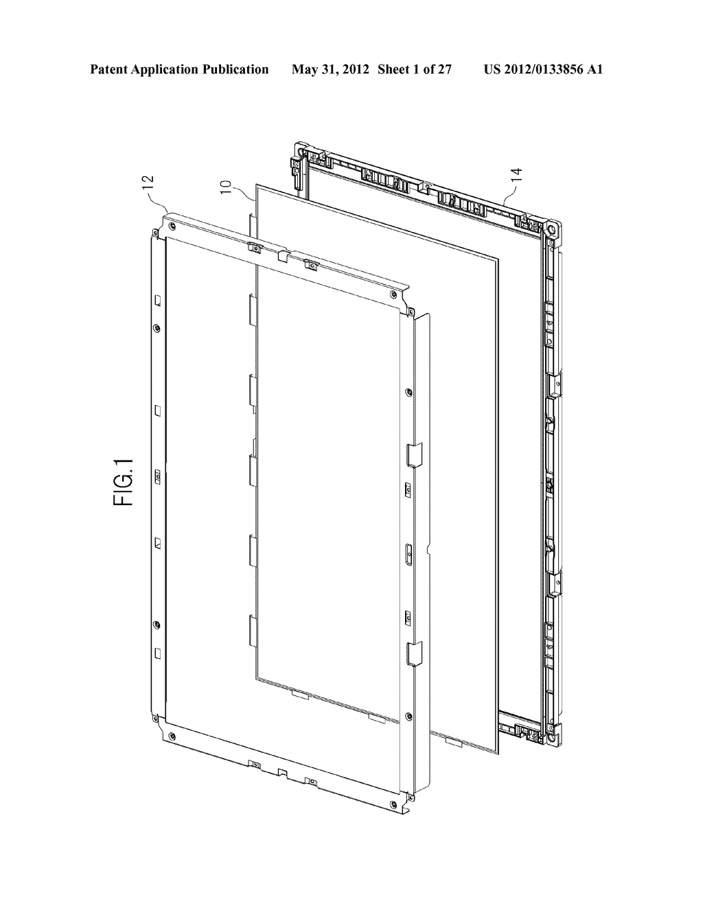 LIQUID CRYSTAL PANEL, LIQUID CRYSTAL DISPLAY DEVICE, AND MANUFACTURING     METHOD THEREOF - diagram, schematic, and image 02