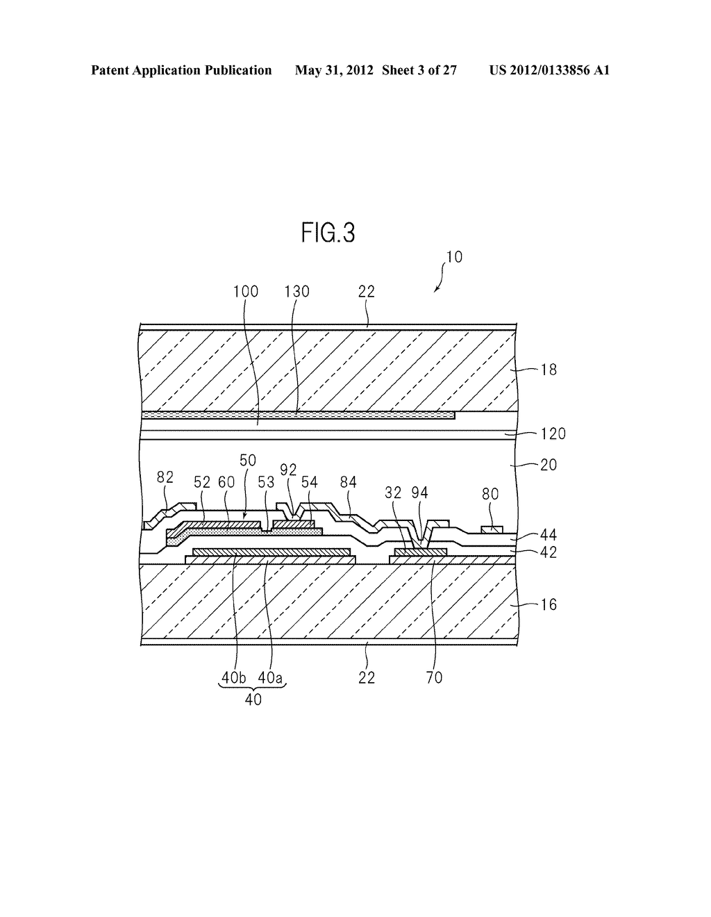 LIQUID CRYSTAL PANEL, LIQUID CRYSTAL DISPLAY DEVICE, AND MANUFACTURING     METHOD THEREOF - diagram, schematic, and image 04