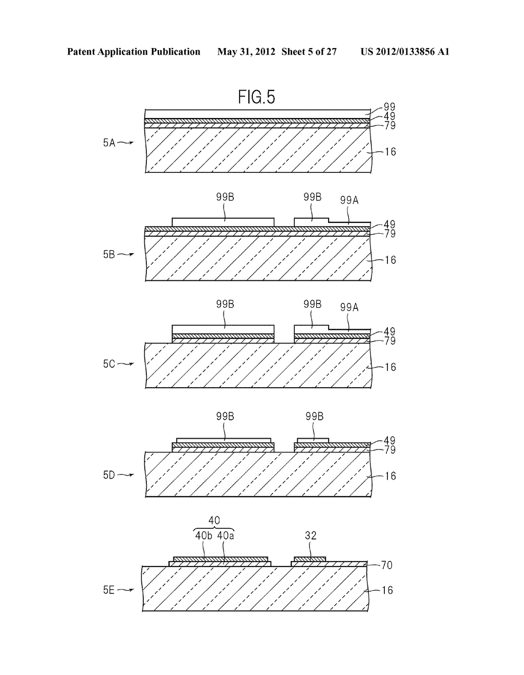 LIQUID CRYSTAL PANEL, LIQUID CRYSTAL DISPLAY DEVICE, AND MANUFACTURING     METHOD THEREOF - diagram, schematic, and image 06