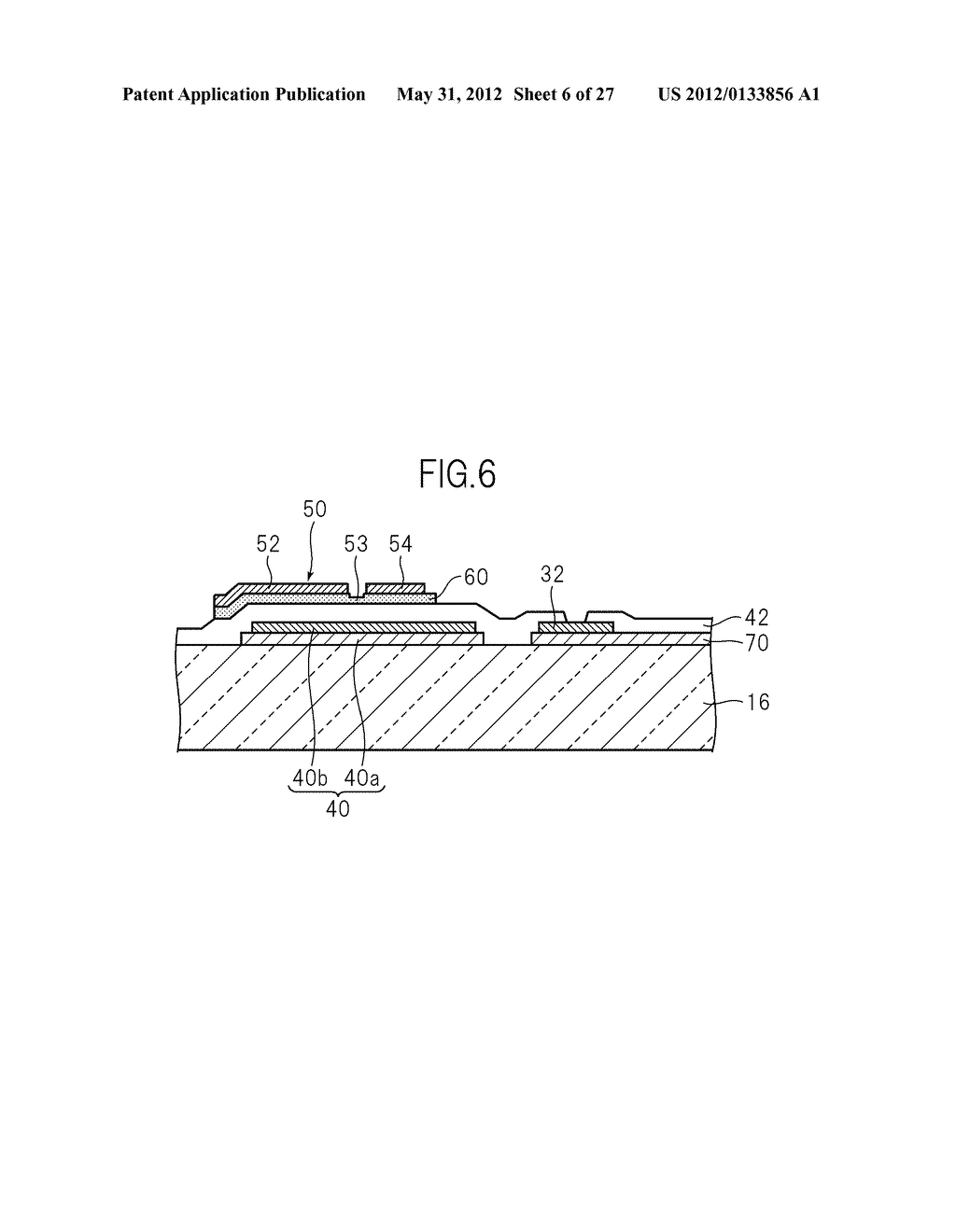 LIQUID CRYSTAL PANEL, LIQUID CRYSTAL DISPLAY DEVICE, AND MANUFACTURING     METHOD THEREOF - diagram, schematic, and image 07