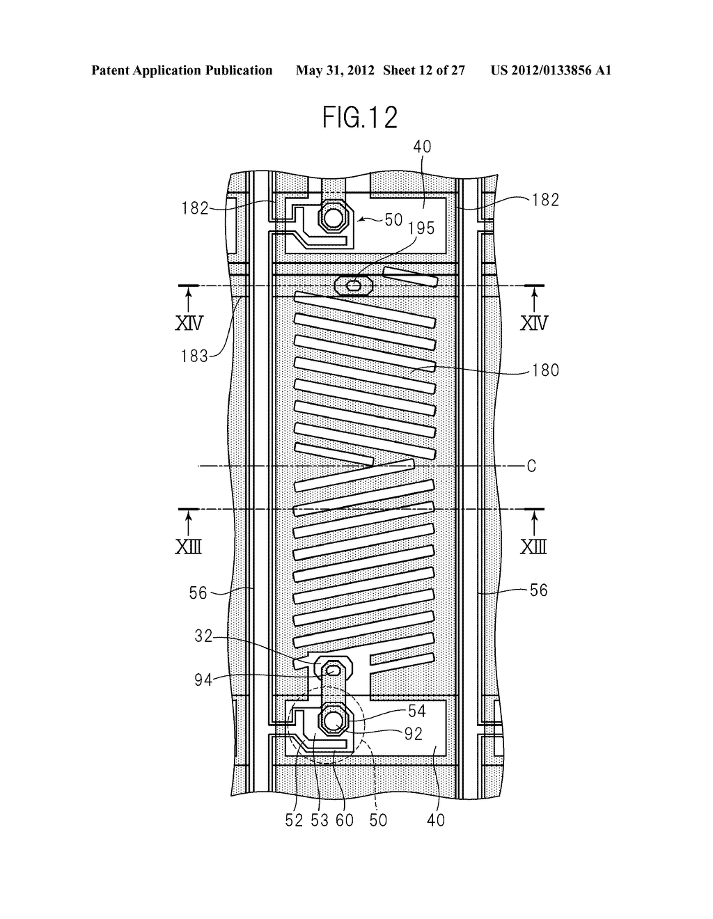 LIQUID CRYSTAL PANEL, LIQUID CRYSTAL DISPLAY DEVICE, AND MANUFACTURING     METHOD THEREOF - diagram, schematic, and image 13