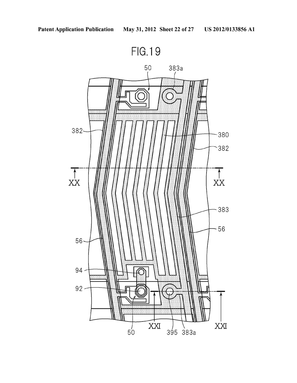 LIQUID CRYSTAL PANEL, LIQUID CRYSTAL DISPLAY DEVICE, AND MANUFACTURING     METHOD THEREOF - diagram, schematic, and image 23
