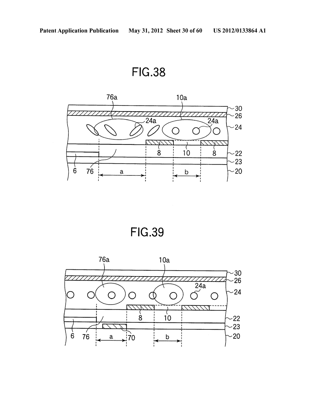 LIQUID CRYSTAL DISPLAY AND METHOD OF MANUFACTURING THE SAME - diagram, schematic, and image 31