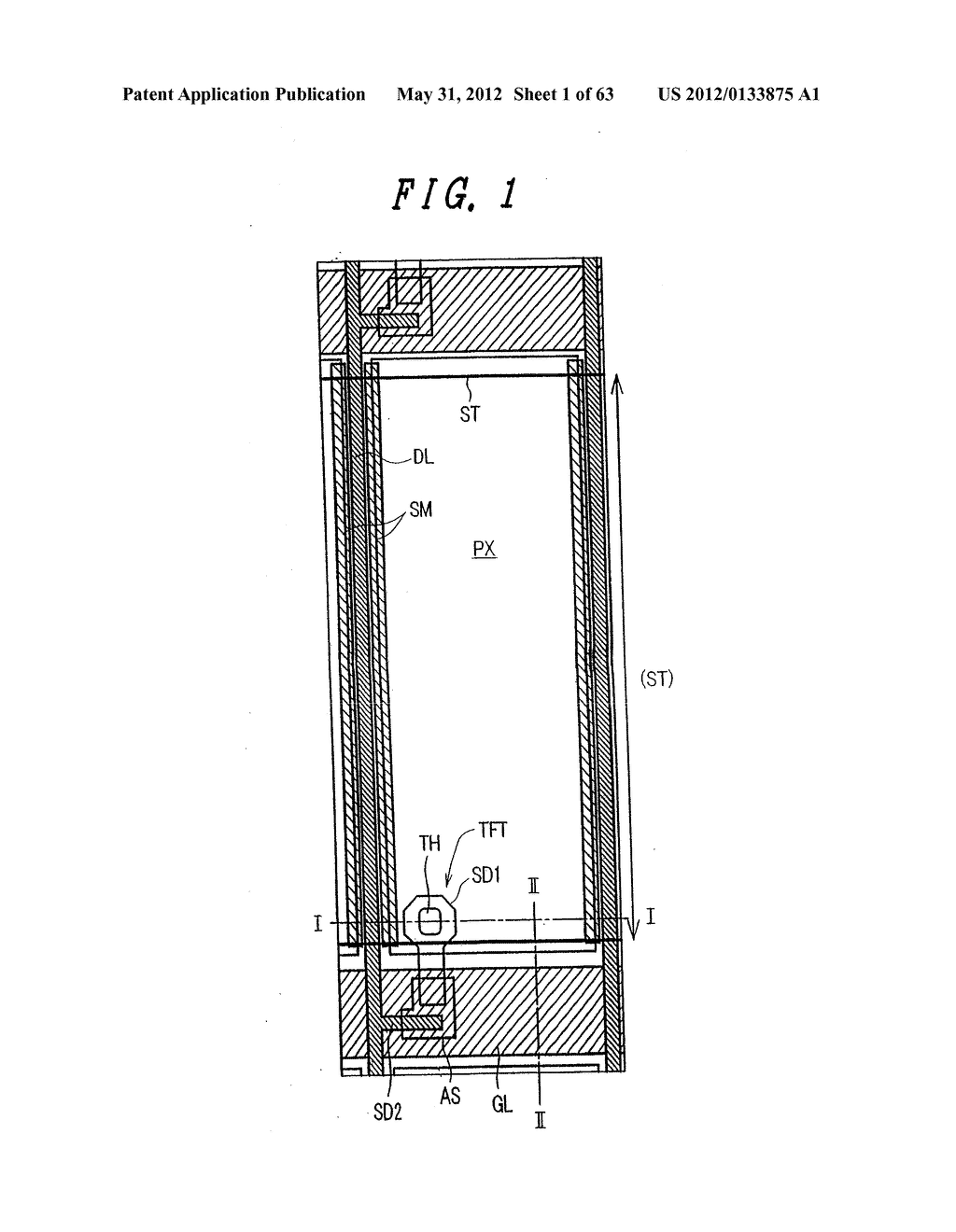 Liquid Crystal Display Device, Display Device and Manufacturing Method     Thereof - diagram, schematic, and image 02