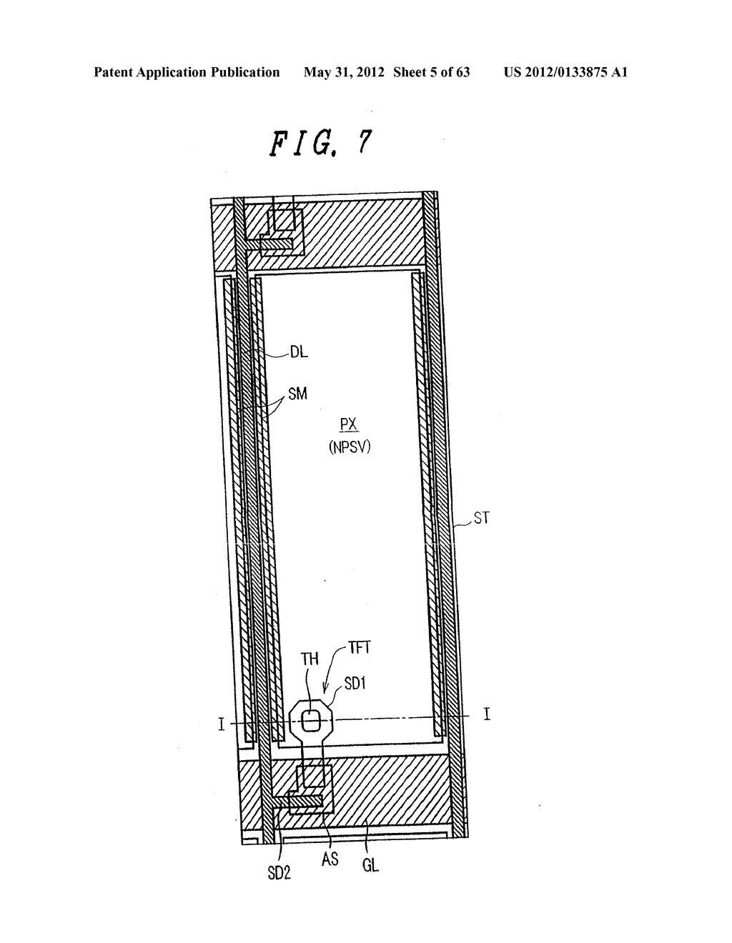 Liquid Crystal Display Device, Display Device and Manufacturing Method     Thereof - diagram, schematic, and image 06