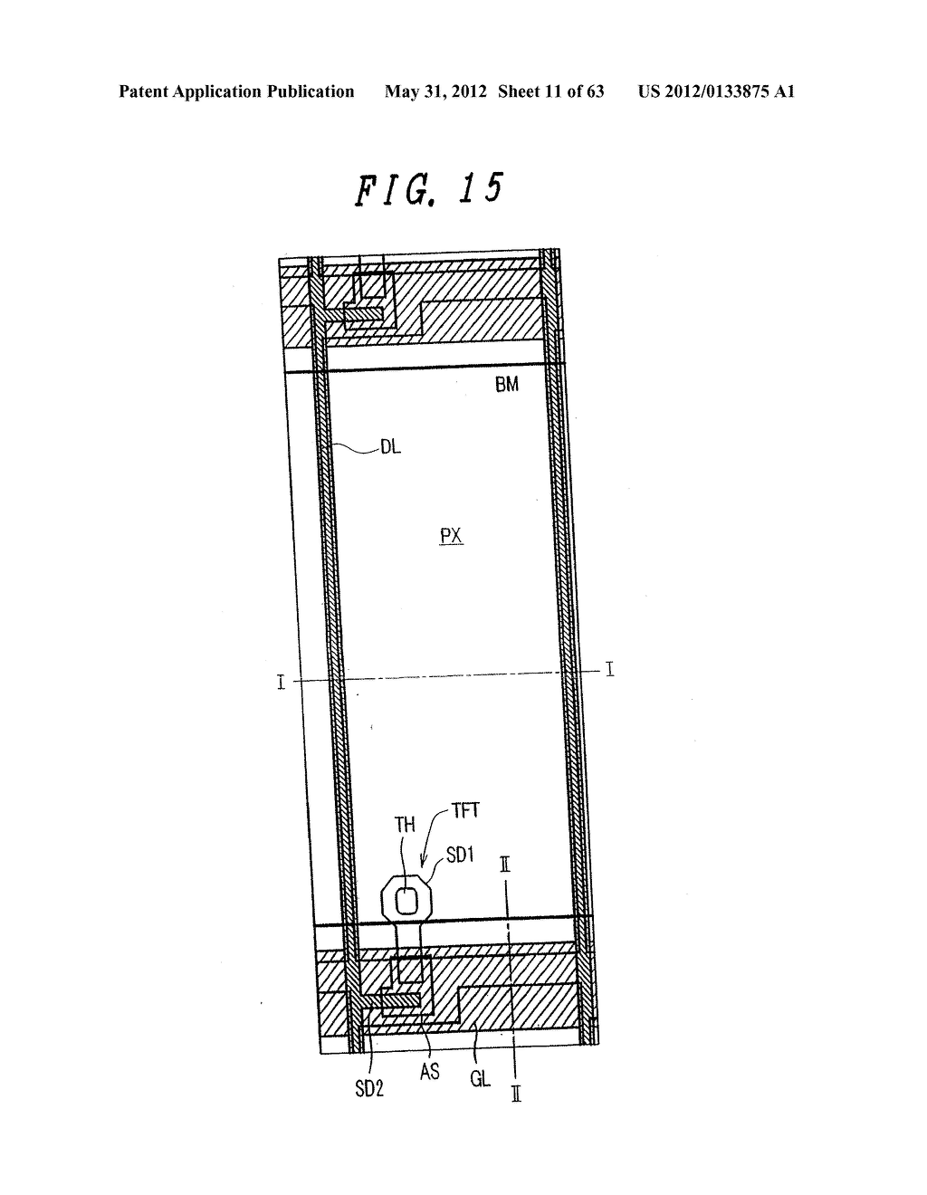 Liquid Crystal Display Device, Display Device and Manufacturing Method     Thereof - diagram, schematic, and image 12