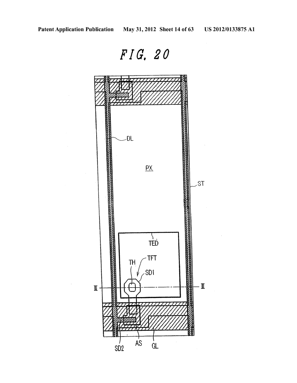 Liquid Crystal Display Device, Display Device and Manufacturing Method     Thereof - diagram, schematic, and image 15