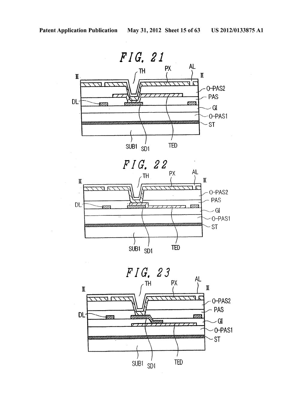 Liquid Crystal Display Device, Display Device and Manufacturing Method     Thereof - diagram, schematic, and image 16