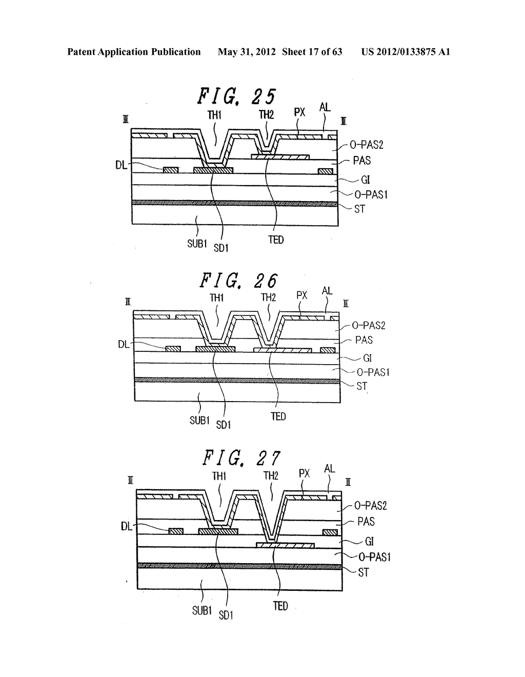 Liquid Crystal Display Device, Display Device and Manufacturing Method     Thereof - diagram, schematic, and image 18