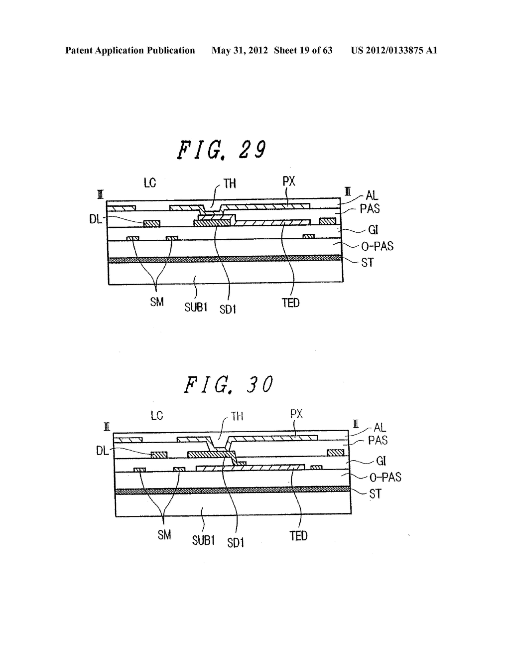 Liquid Crystal Display Device, Display Device and Manufacturing Method     Thereof - diagram, schematic, and image 20
