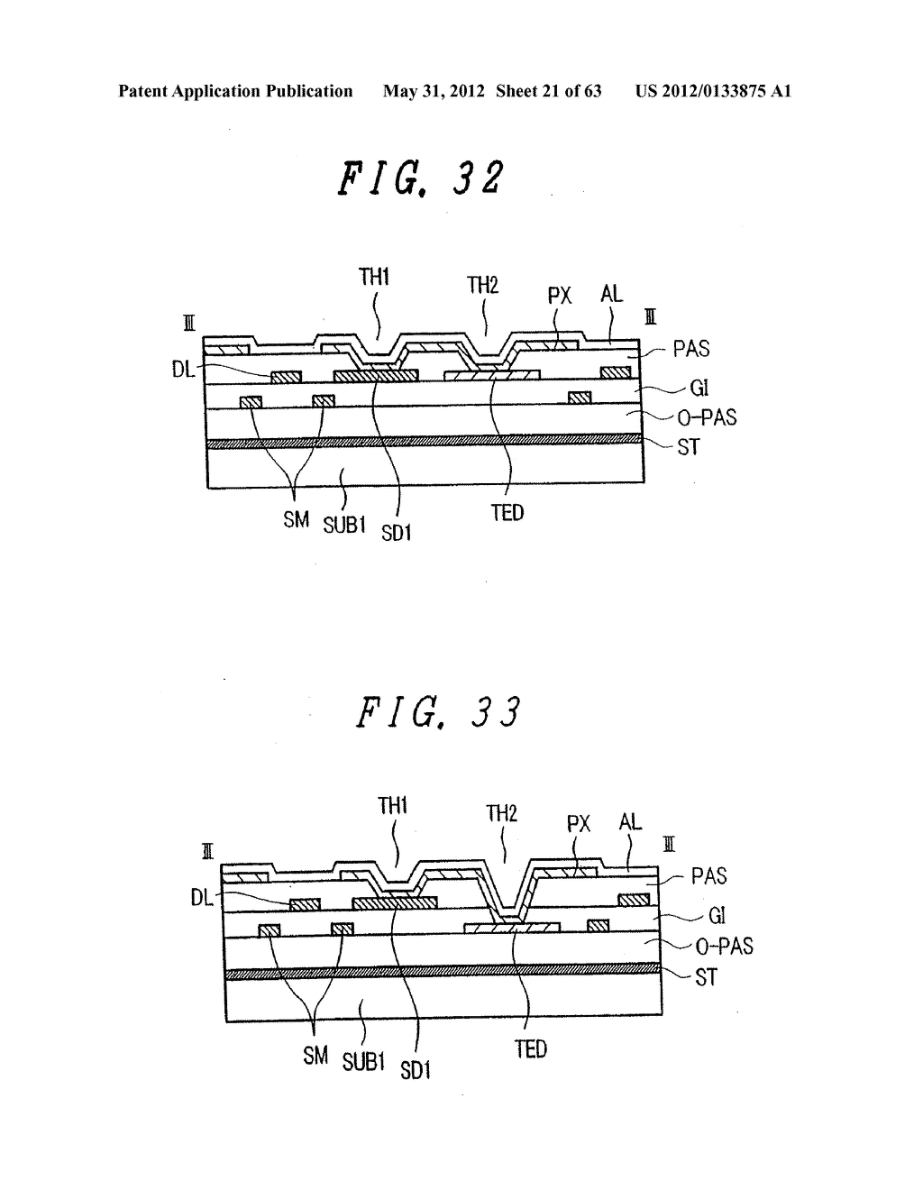 Liquid Crystal Display Device, Display Device and Manufacturing Method     Thereof - diagram, schematic, and image 22