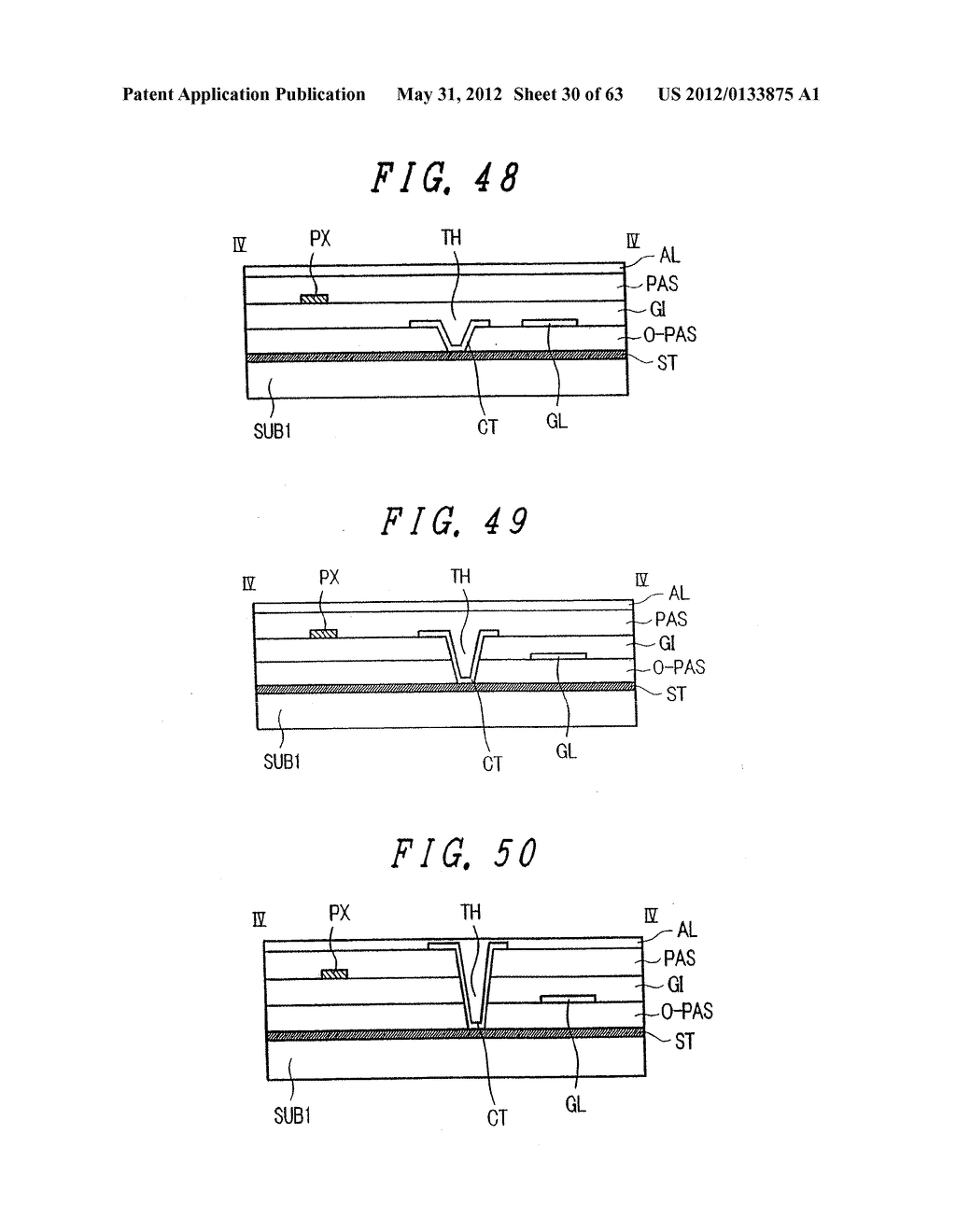 Liquid Crystal Display Device, Display Device and Manufacturing Method     Thereof - diagram, schematic, and image 31