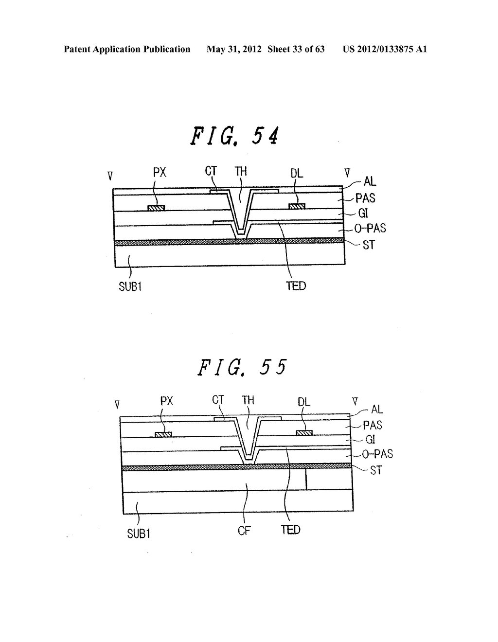 Liquid Crystal Display Device, Display Device and Manufacturing Method     Thereof - diagram, schematic, and image 34