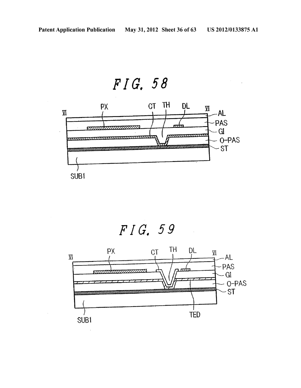 Liquid Crystal Display Device, Display Device and Manufacturing Method     Thereof - diagram, schematic, and image 37