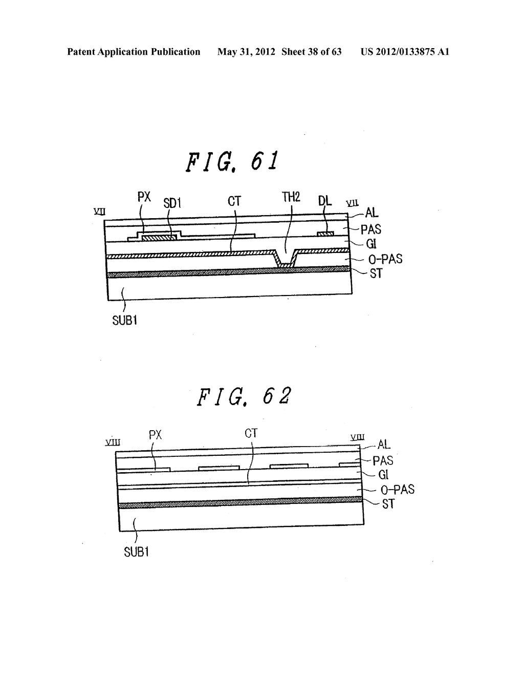 Liquid Crystal Display Device, Display Device and Manufacturing Method     Thereof - diagram, schematic, and image 39