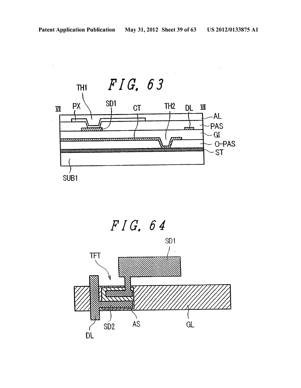 Liquid Crystal Display Device, Display Device and Manufacturing Method     Thereof - diagram, schematic, and image 40