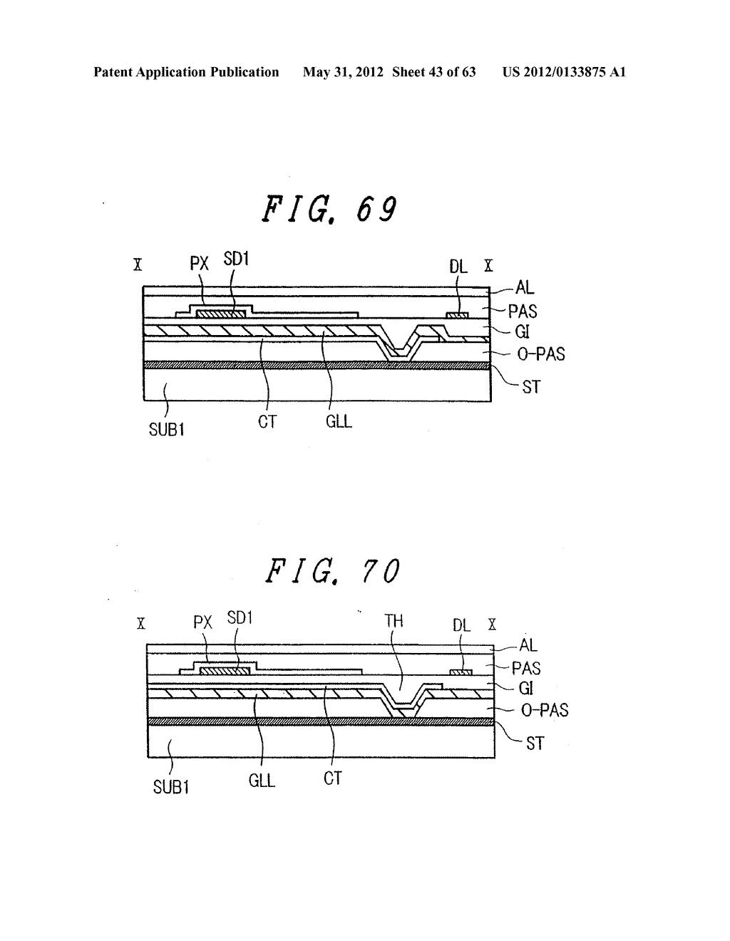 Liquid Crystal Display Device, Display Device and Manufacturing Method     Thereof - diagram, schematic, and image 44