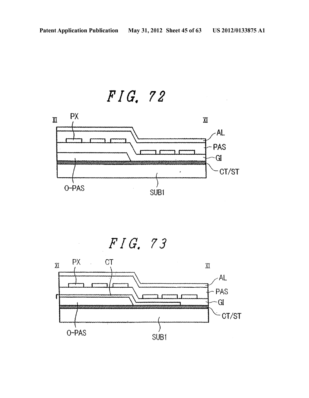 Liquid Crystal Display Device, Display Device and Manufacturing Method     Thereof - diagram, schematic, and image 46
