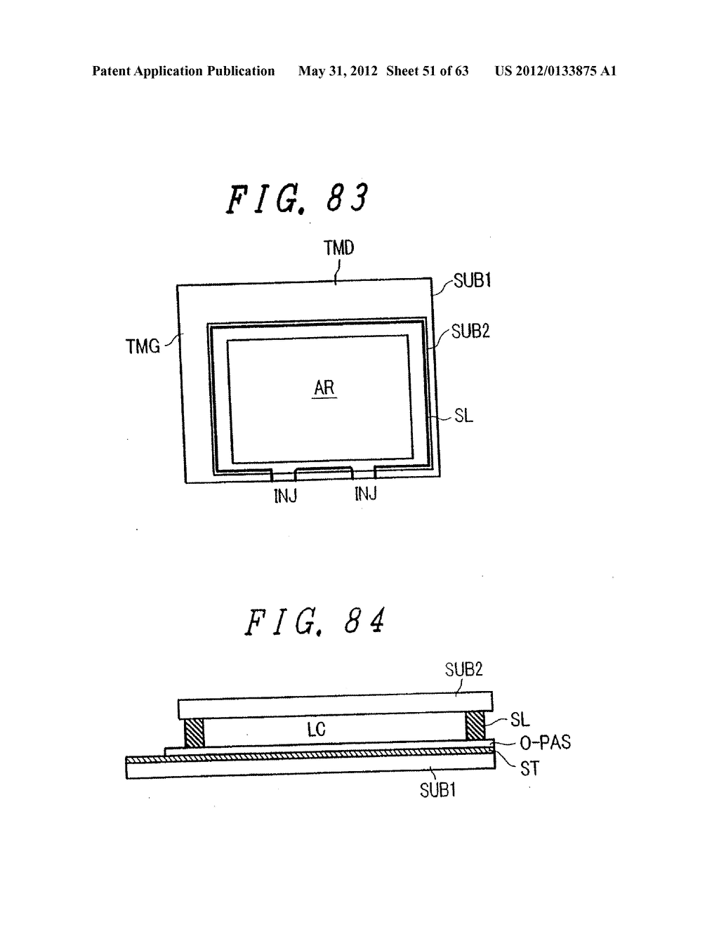 Liquid Crystal Display Device, Display Device and Manufacturing Method     Thereof - diagram, schematic, and image 52