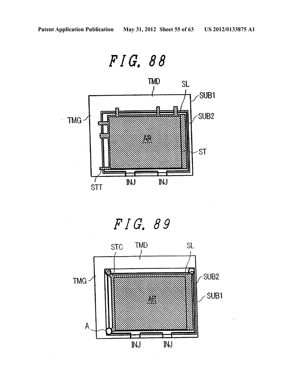 Liquid Crystal Display Device, Display Device and Manufacturing Method     Thereof - diagram, schematic, and image 56