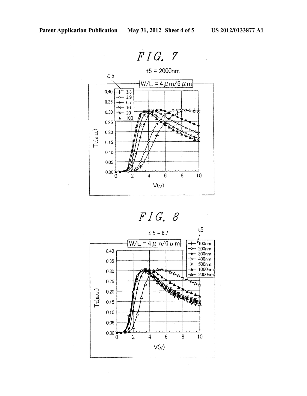 Liquid Crystal Display Device Having Rectangular-Shaped Pixel Electrodes     Overlapping with Comb-Shaped Counter Electrodes in Plan View - diagram, schematic, and image 05