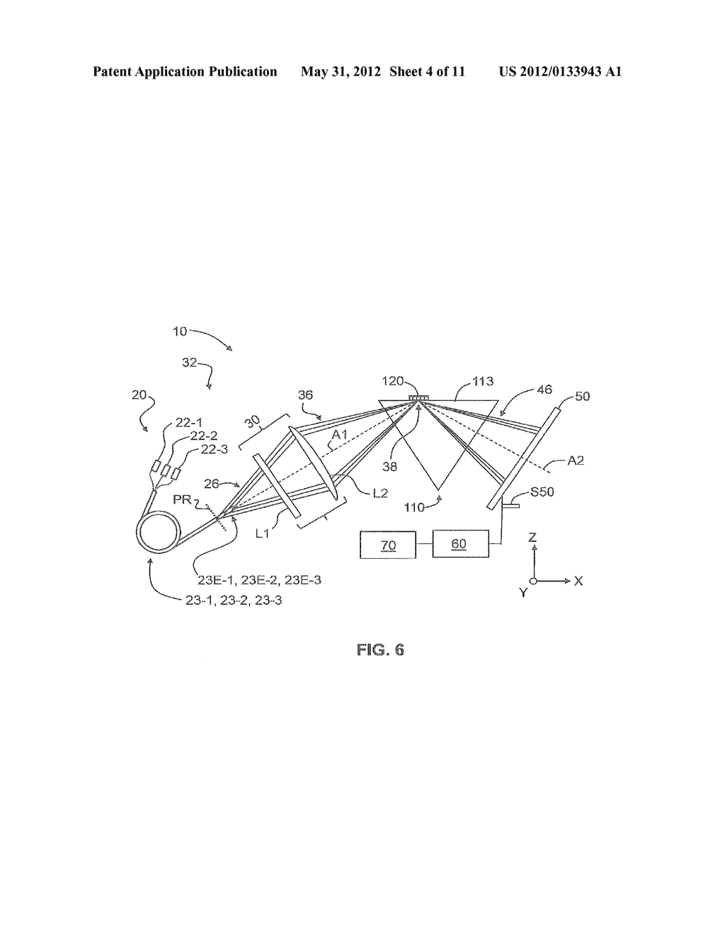 Systems And Methods For Multi-Wavelength SPR Biosensing With Reduced     Chromatic Aberration - diagram, schematic, and image 05