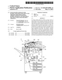 IMAGE READING APPARATUS FOR READING ADJUSTMENT DOCUMENT USED FOR IMAGE     ADJUSTMENT, IMAGE FORMING APPARATUS WITH IMAGE READING APPARATUS AND     ADJUSTMENT DOCUMENT USED IN IMAGE READING APPARATUS diagram and image