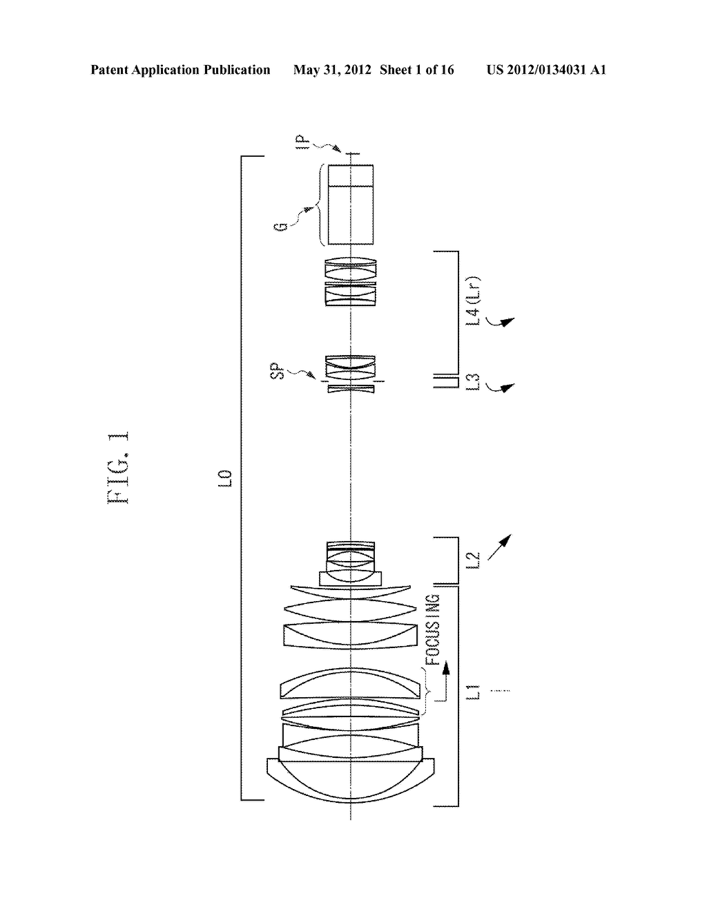 ZOOM LENS AND IMAGE PICKUP APPARATUS INCLUDING THE SAME - diagram, schematic, and image 02