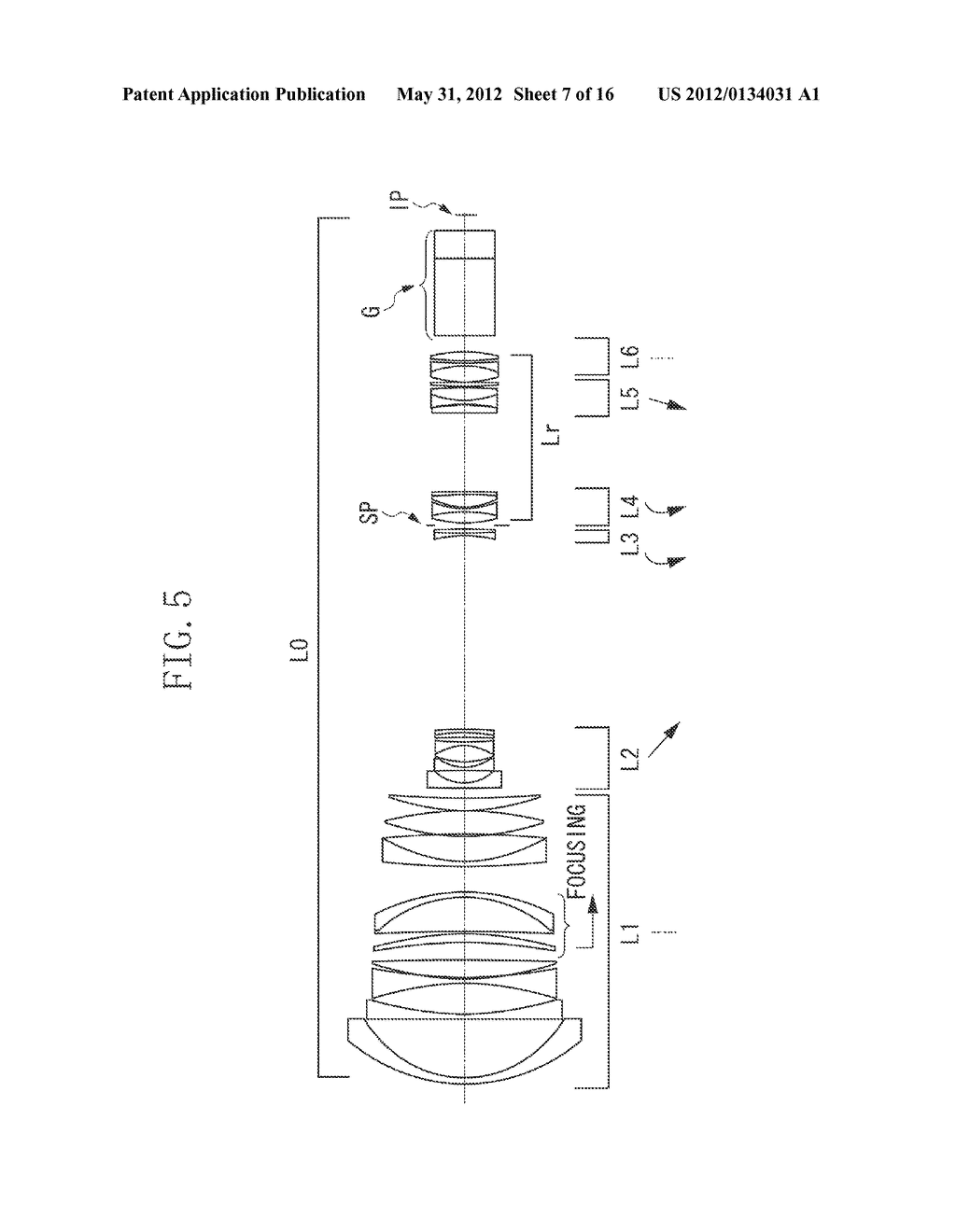 ZOOM LENS AND IMAGE PICKUP APPARATUS INCLUDING THE SAME - diagram, schematic, and image 08