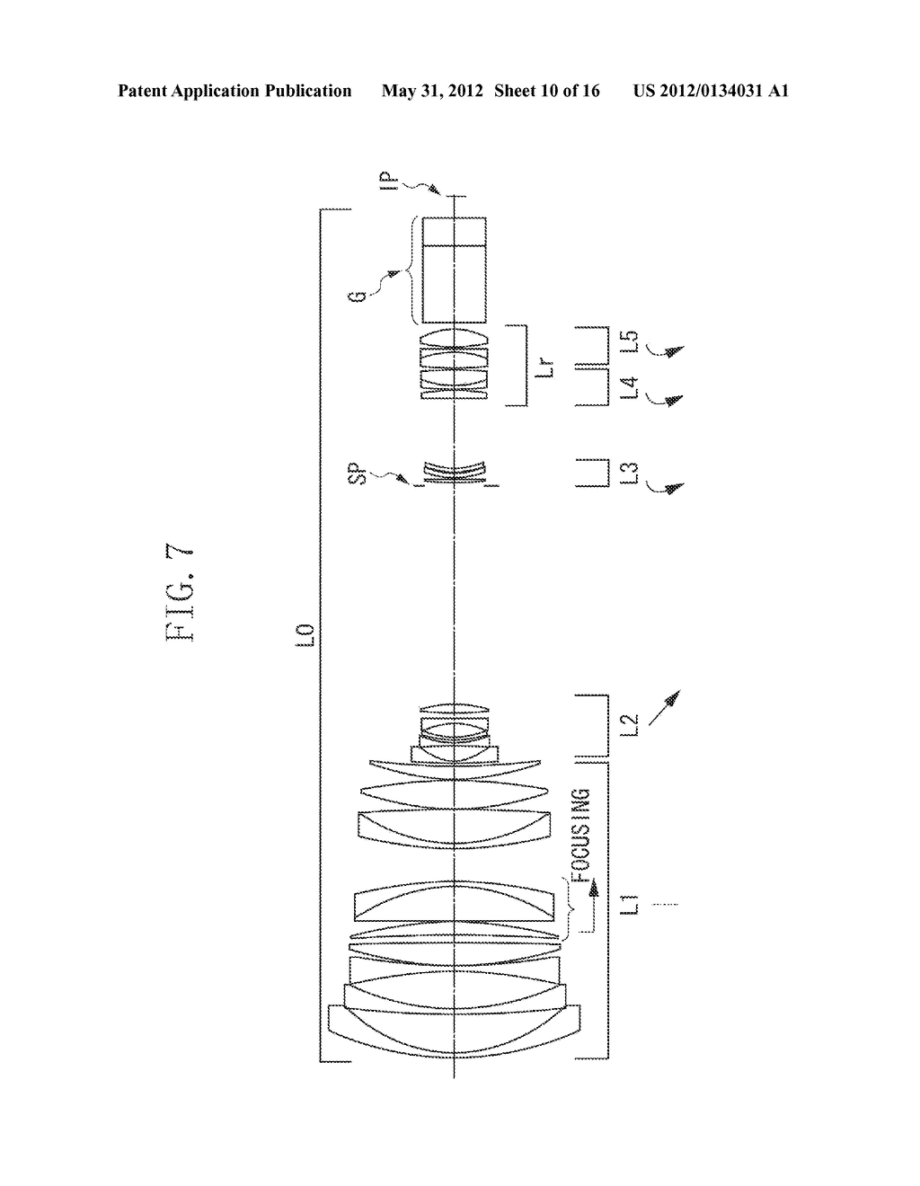 ZOOM LENS AND IMAGE PICKUP APPARATUS INCLUDING THE SAME - diagram, schematic, and image 11
