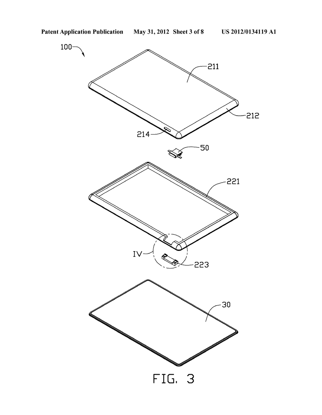 CHIP CARD HOLDING MECHANISM AND ELECTRONIC DEVICE USING THE SAME - diagram, schematic, and image 04