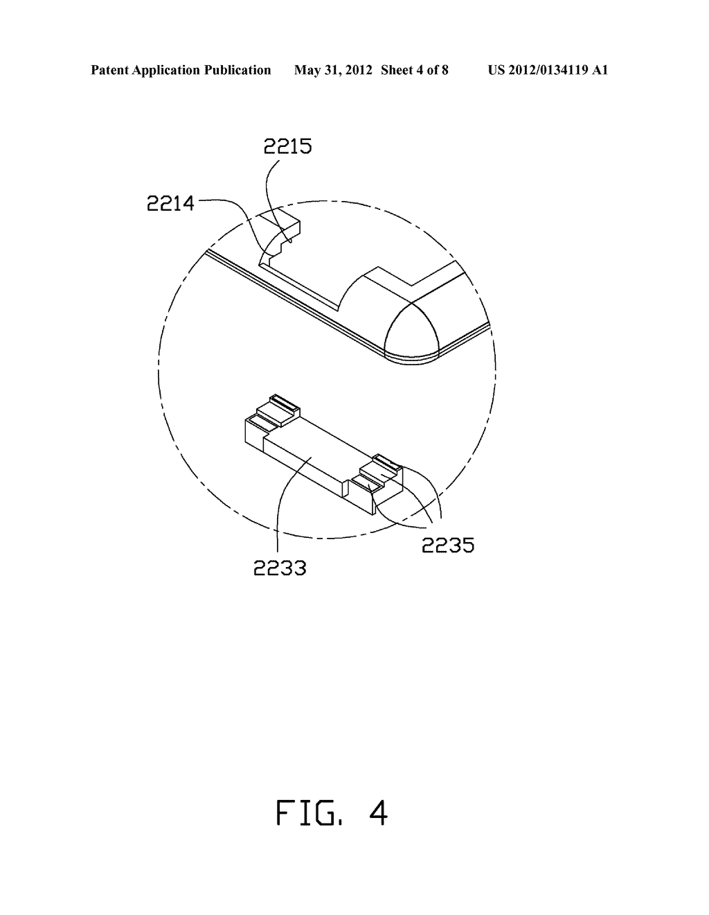 CHIP CARD HOLDING MECHANISM AND ELECTRONIC DEVICE USING THE SAME - diagram, schematic, and image 05