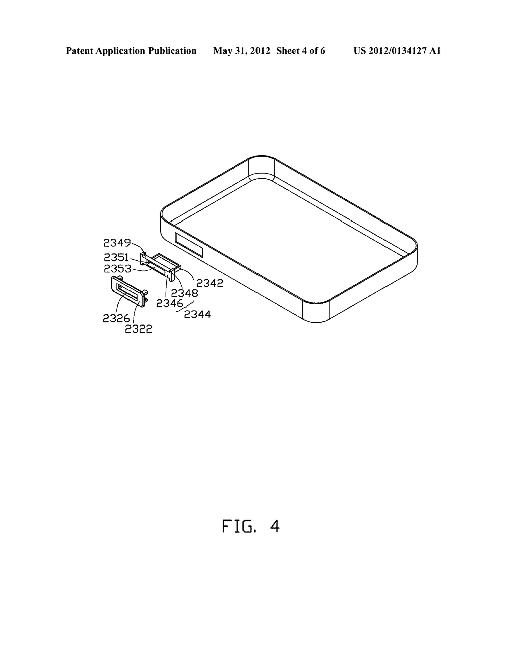 ELECTRONIC DEVICE WITH CLIP CARD INSTALLATION ASSEMBLY - diagram, schematic, and image 05