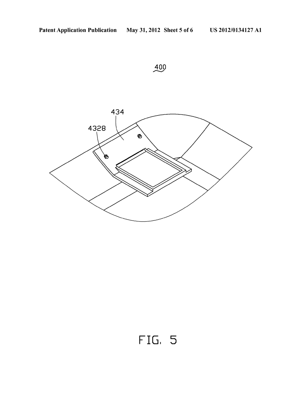 ELECTRONIC DEVICE WITH CLIP CARD INSTALLATION ASSEMBLY - diagram, schematic, and image 06