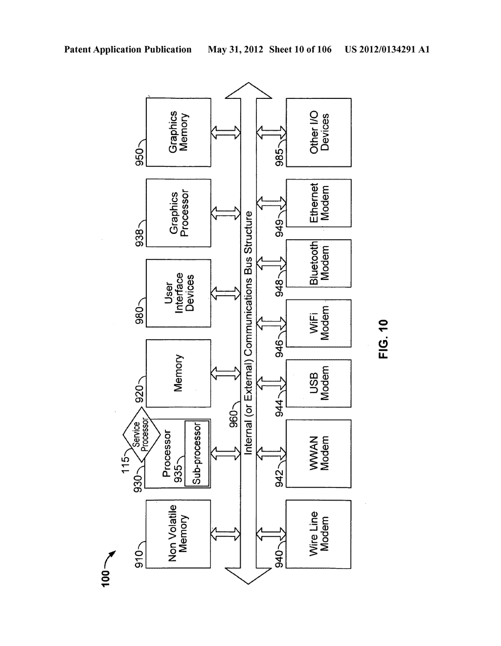 Network Based Service Profile Management with User Preference, Adaptive     Policy, Network Neutrality, and User Privacy - diagram, schematic, and image 11