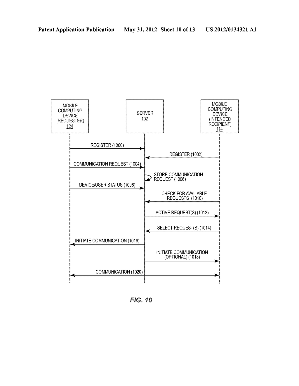SYSTEMS AND METHODS FOR ENABLING RECIPIENT CONTROL OF COMMUNICATIONS - diagram, schematic, and image 11