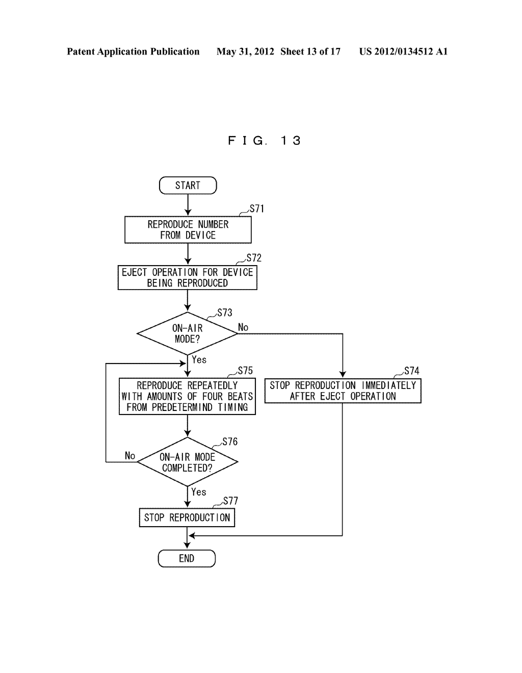 MIXER DEVICE, PLAYER, REPRODUCTION SYSTEM, METHOD OF CONTROLLING MIXER     DEVICE, METHOD OF CONTROLLING PLAYER AND PROGRAM - diagram, schematic, and image 14