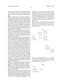 PYRIMIDINE COMPOUNDS, THEIR USE AS MTOR KINASE AND PI3 KINASE INHIBITORS,     AND THEIR SYNTHESES diagram and image