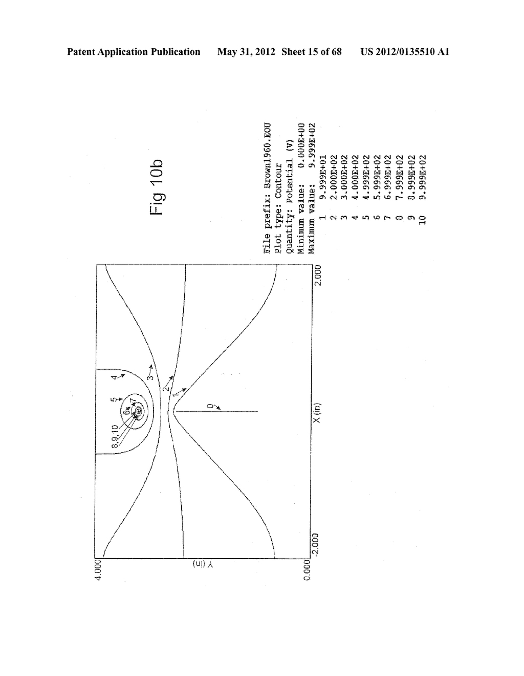 Electrokinetic Device for Capturing Assayable Agents in a Dielectric Fluid - diagram, schematic, and image 16