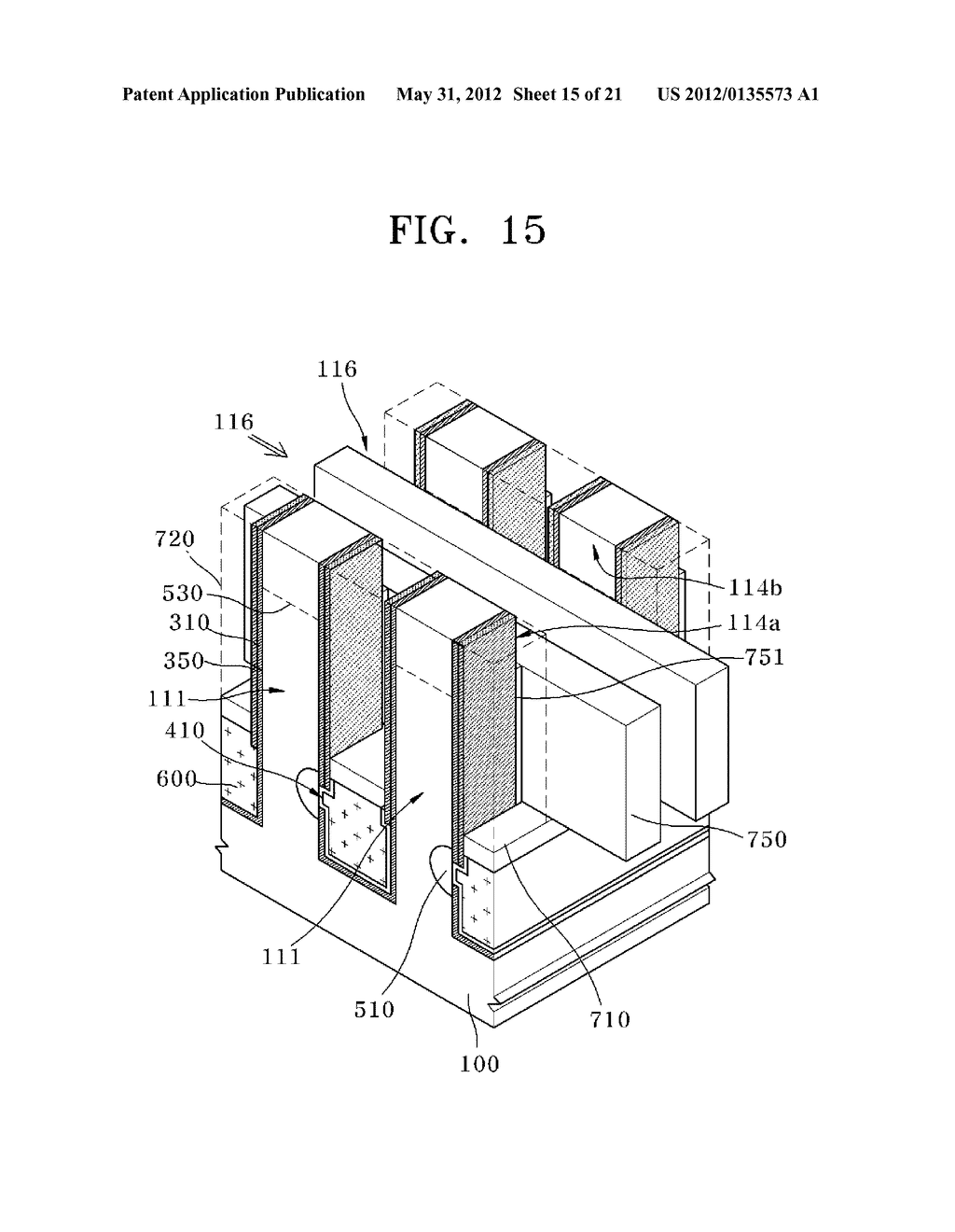 METHOD FOR MANUFACTURING VERTICAL TRANSISTOR HAVING ONE SIDE CONTACT - diagram, schematic, and image 16