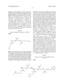 Multifunctional Forms of Polyoxazoline Copolymers and Drug Compositions     Comprising the Same diagram and image