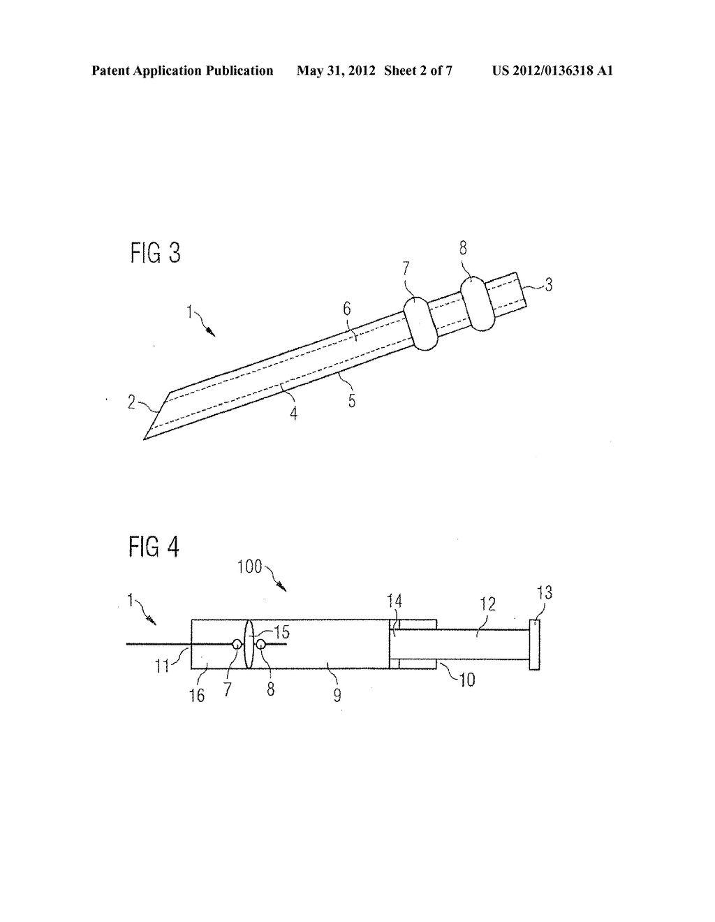 Drug Delivery Device with Retractable Needle - diagram, schematic, and image 03