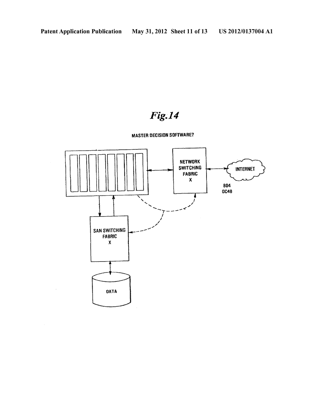 Method and System for Operating a Commissioned E-Commerce Service Prover - diagram, schematic, and image 12