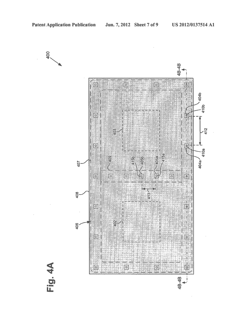 METHODS FOR FABRICATING AN OVERMOLDED SEMICONDUCTOR PACKAGE WITH WIREBONDS     FOR ELECTROMAGNETIC SHIELDING - diagram, schematic, and image 08
