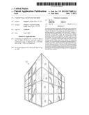 Curtain Wall System and Method diagram and image